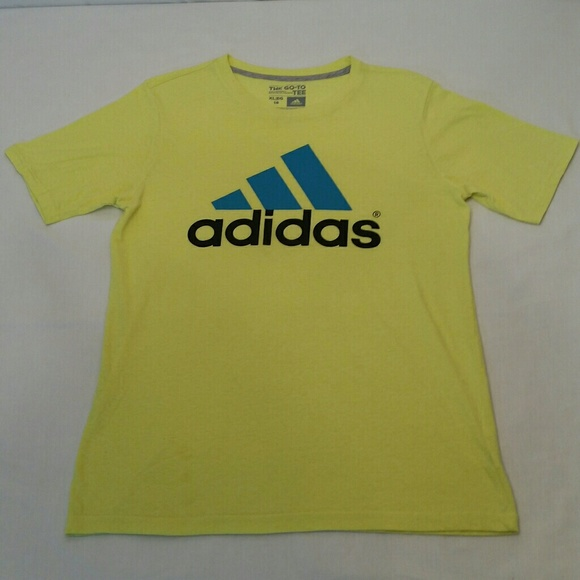 adidas shirt volt